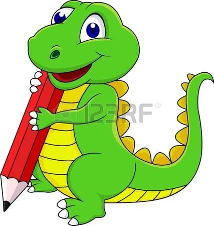 13,494 Cartoon Dinosaur Stock Vector Illustration And Royalty Free.
