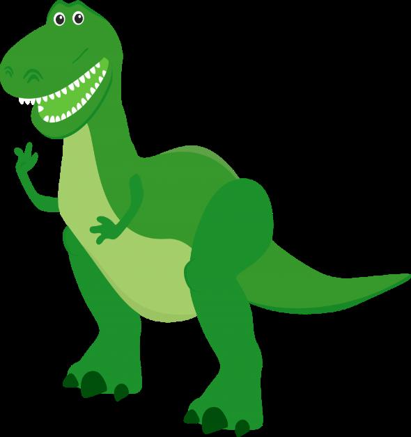 Clip Art Library Trex Clipart Dinoaur.