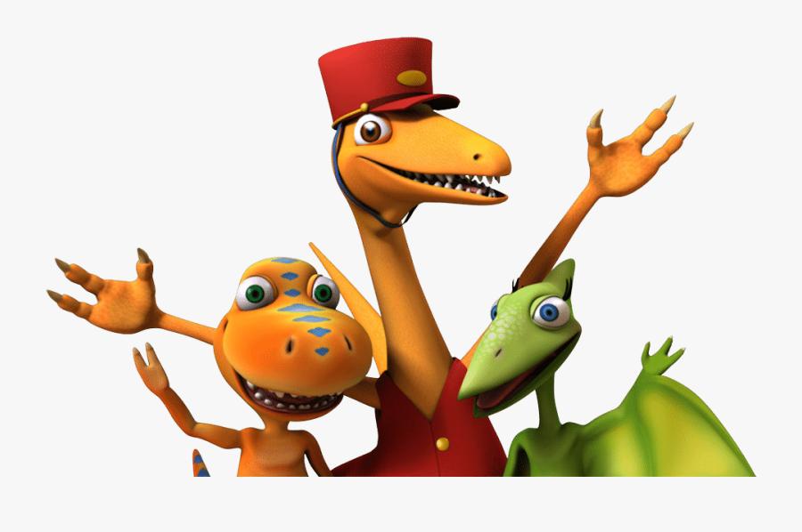 Transparent Dinosaur Cartoon Png.