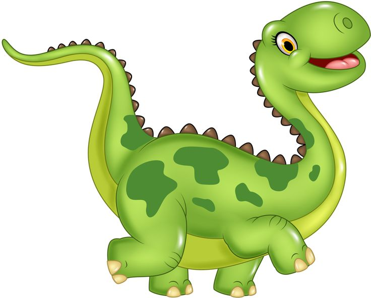 Dinosaurier clipart » Clipart Station.