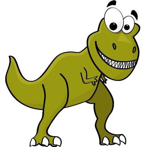 Dinosaurier clipart 1 » Clipart Station.