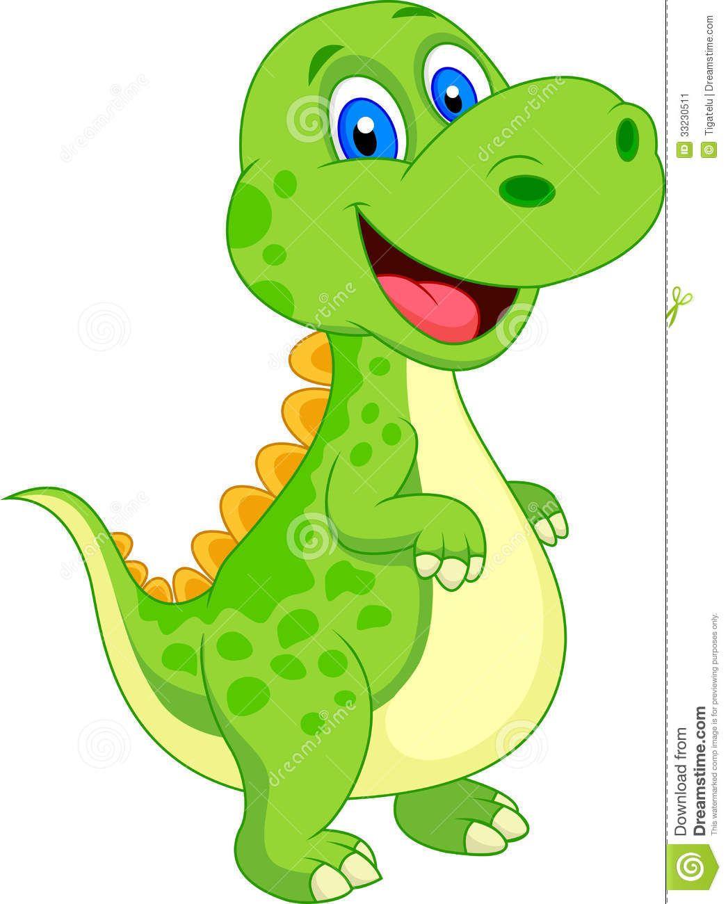 Historieta Linda Del Dinosaurio.
