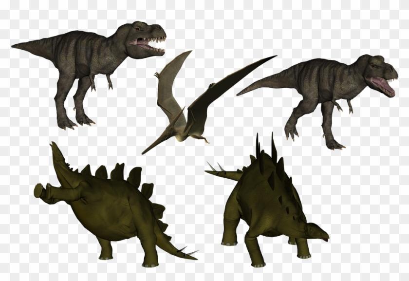 The Lumbering Brontosaurus.
