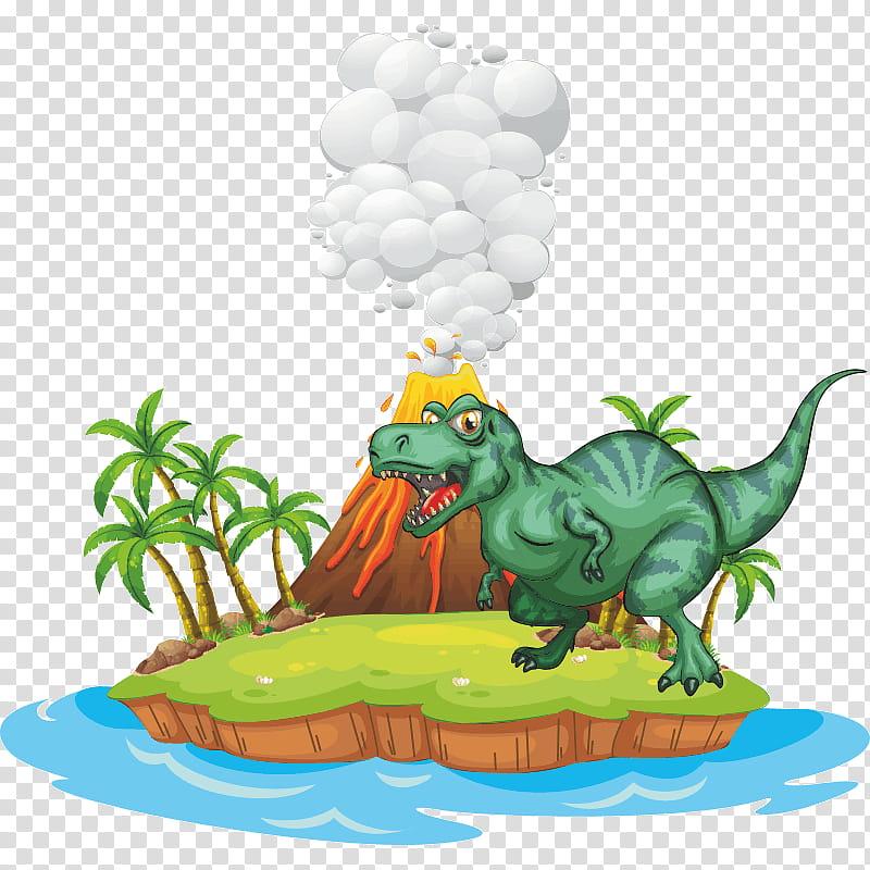 Volcano, Mayon, Taal Volcano, Erupcja Wulkanu, Dinosaur.