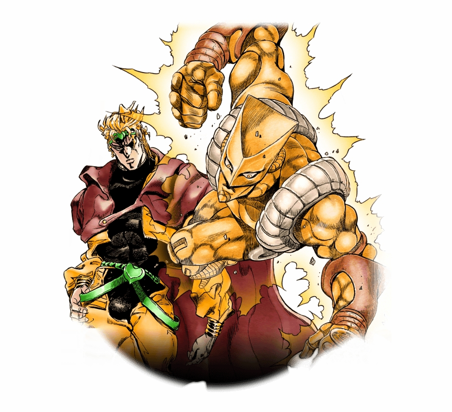 World And Dio , Png Download.