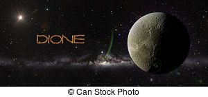 Dione in outer space Illustrations and Clipart. 1 Dione in outer.