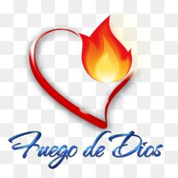 Fuego De Dios clipart.