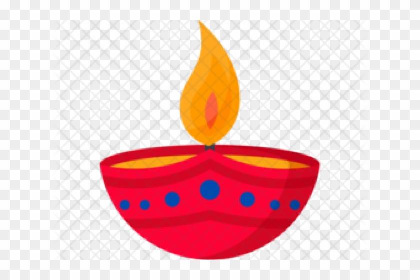 Candle Clipart Deepavali.