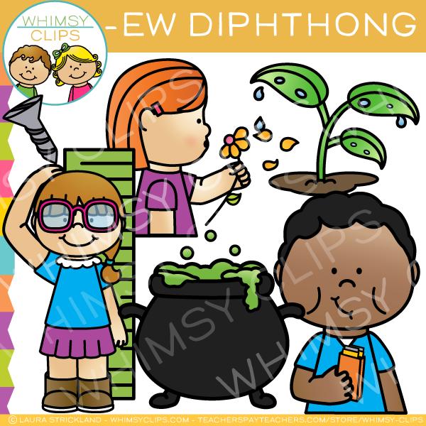 Diphthong clip art , Images & Illustrations.