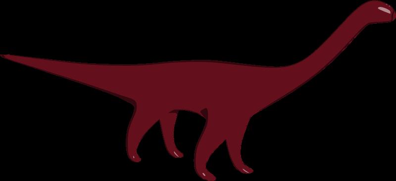 Free Clipart: Diplodocus.