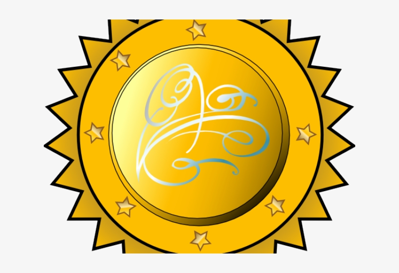 Seal Clipart Certificate Symbol.