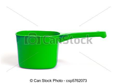 Pictures of plastic scoop, water dipper csp19840288.