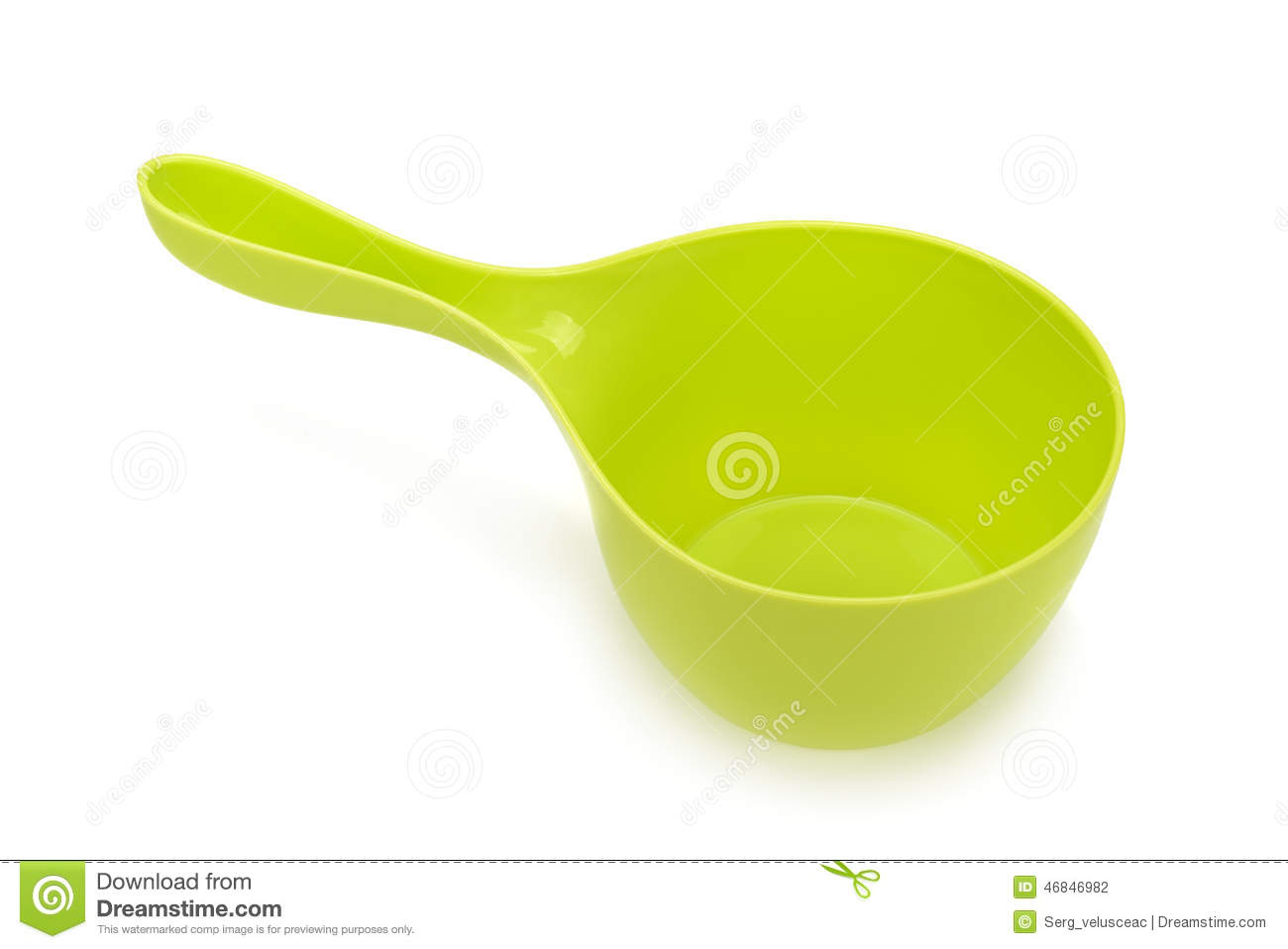 Plastic Scoop Water Dipper Stock Photos, Images, & Pictures.