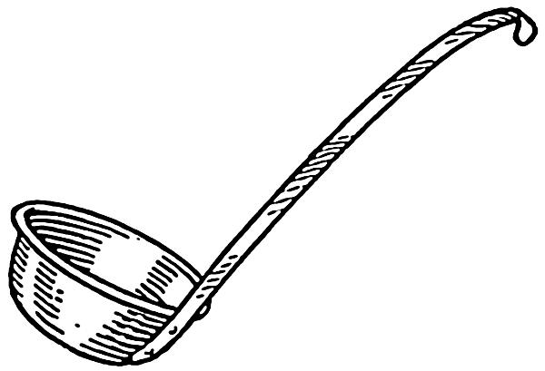 Clip Art Of Dipper Clipart.
