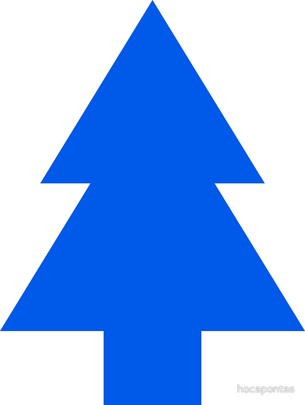 Dipper Pines Tree Shape // Gravity Falls