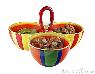 Colorful Dip Serving Dish Dips Stock Photos, Images, & Pictures.