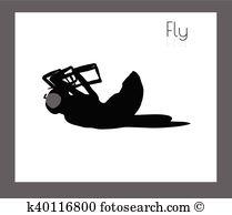Dipterous Clip Art EPS Images. 19 dipterous clipart vector.