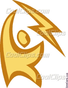 Zeus Vector Clip art.