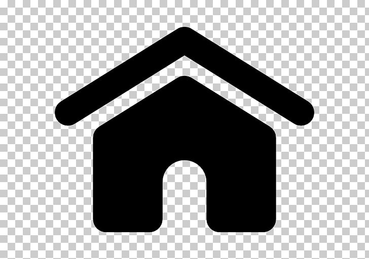 House Computer Icons Symbol Home , adress, black house.