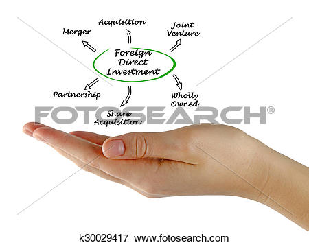Picture of Foreign Direct Investment k30029417.