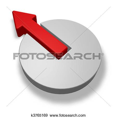 Stock Illustration of direct k3765169.
