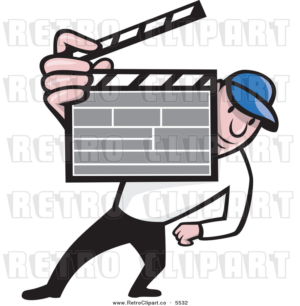 Directing clipart.
