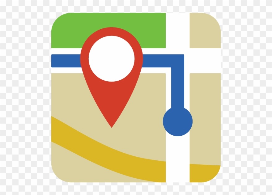 Direction Clipart Local Map.