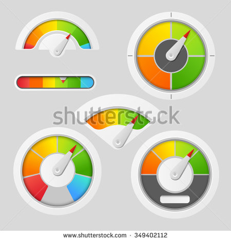 Indicator Stock Images, Royalty.