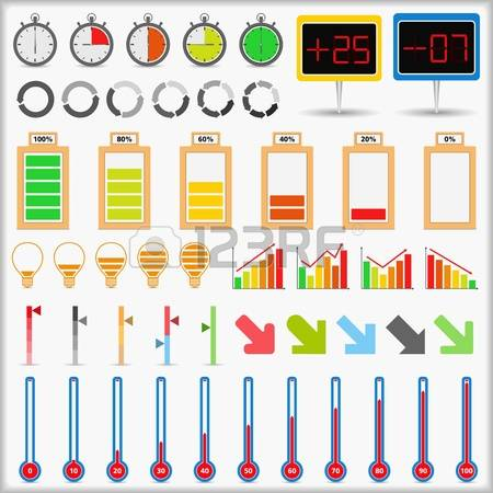42,736 Indicator Stock Illustrations, Cliparts And Royalty Free.