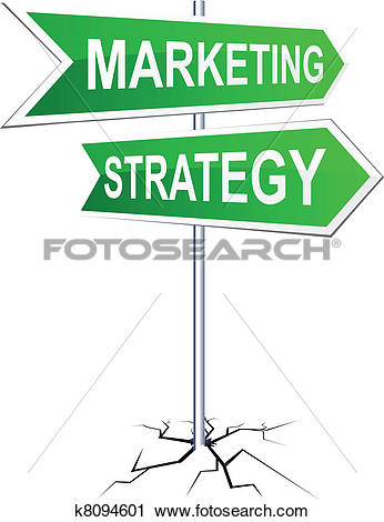 Clipart of Marketing.