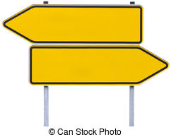 Clipart direction sign.