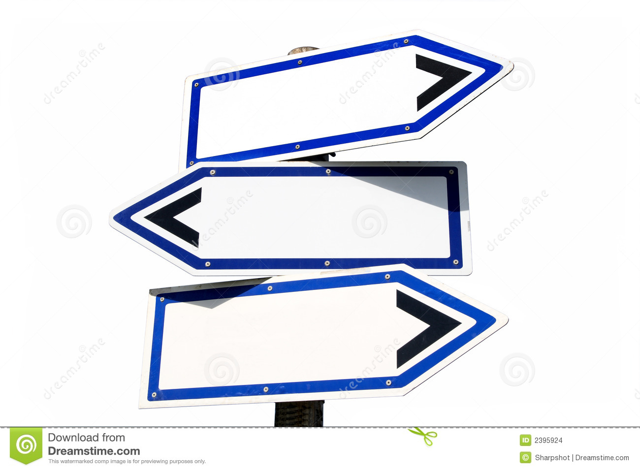 Direction Sign Inspirational Clipart.