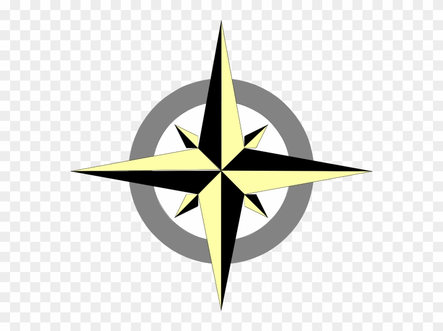 North Direction Symbols Clipart (#217558).