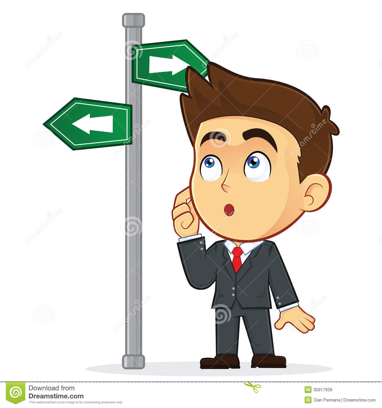 Directions Clip Art.