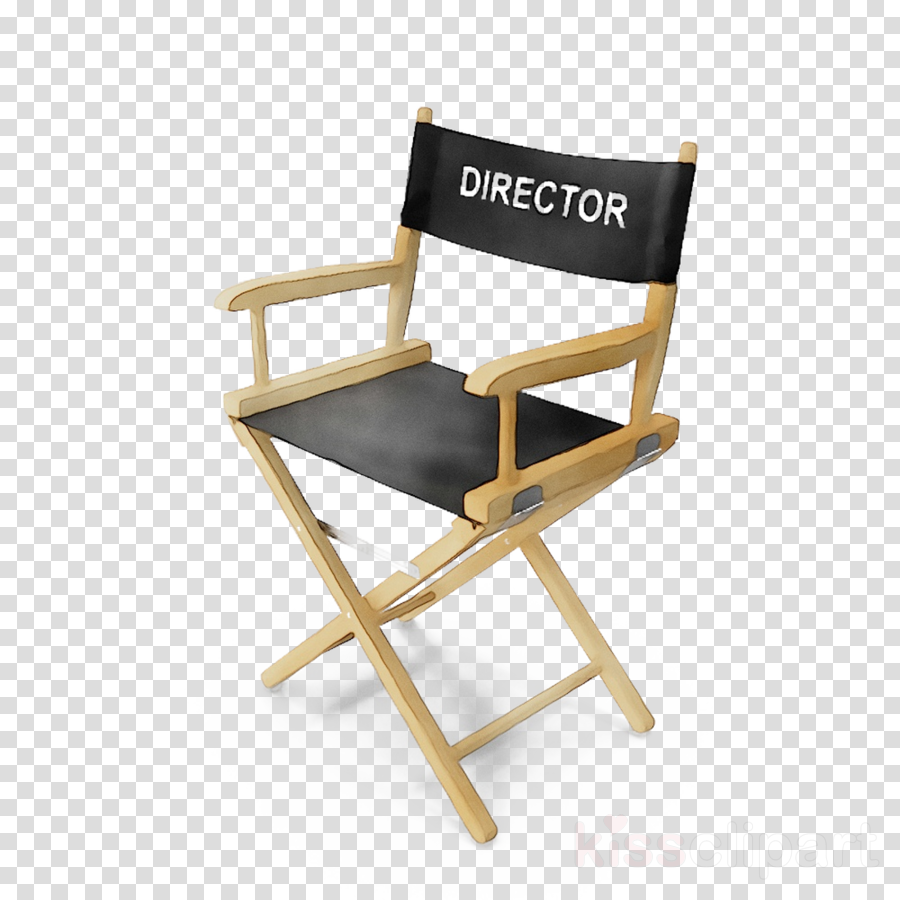 movie director chair clipart Film director Chair clipart.