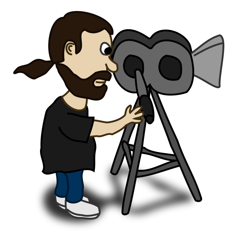 Director clipart free.