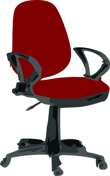 Director Chair Clipart.