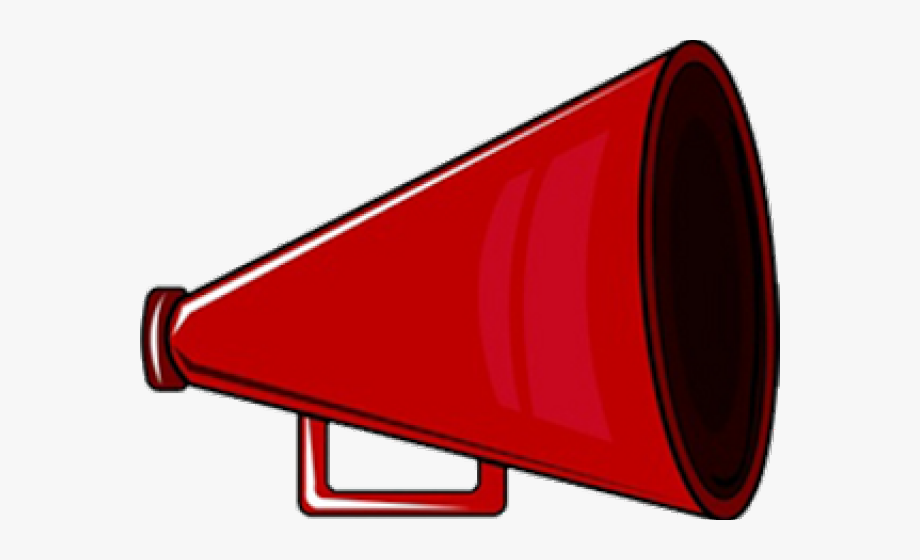 Red Megaphone Clipart, Cliparts & Cartoons.