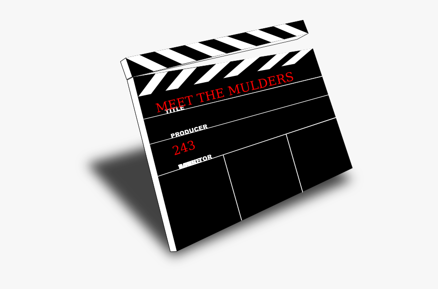 Directors Cut Board Png , Free Transparent Clipart.