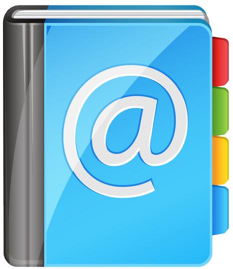 Directory Transparent Icon #12387.