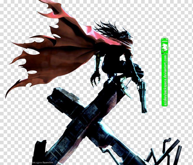 Vincent Valentine Dirge of Cerberus: Final Fantasy VII.