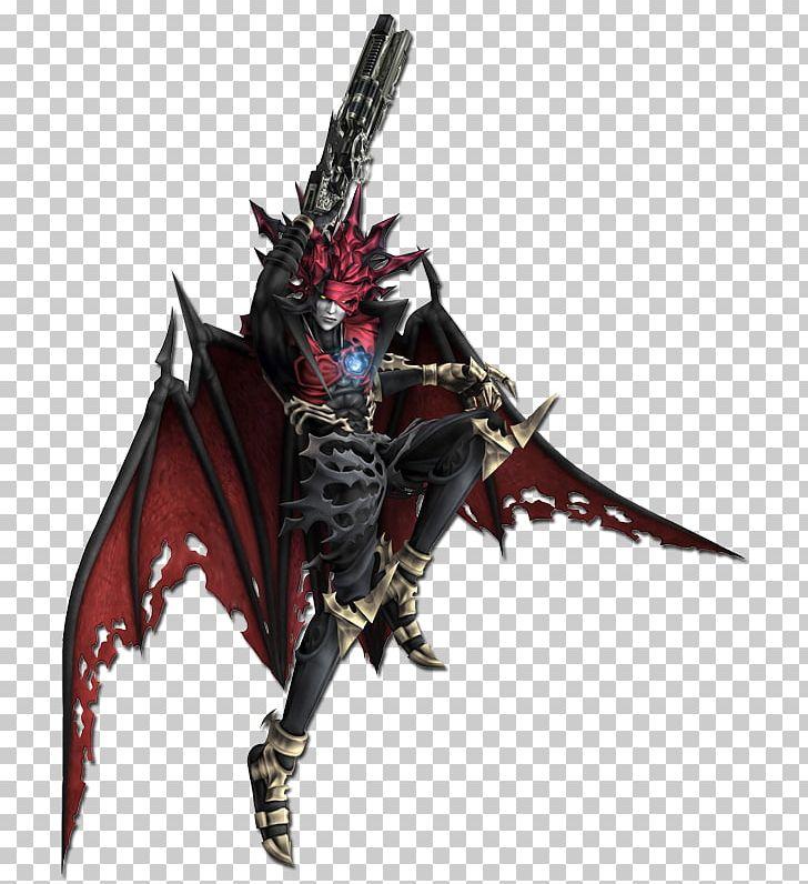 Dirge Of Cerberus: Final Fantasy VII Vincent Valentine Final.