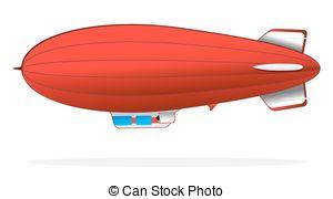 Blimp Vector Clip Art EPS Images. 585 Blimp clipart vector.