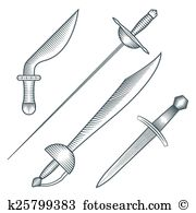 Dirk Clip Art Illustrations. 101 dirk clipart EPS vector drawings.