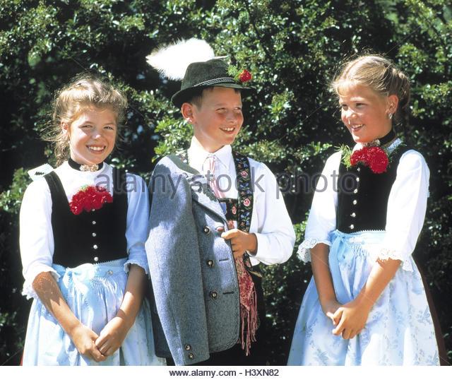 National Costume Germany Boy Stock Photos & National Costume.