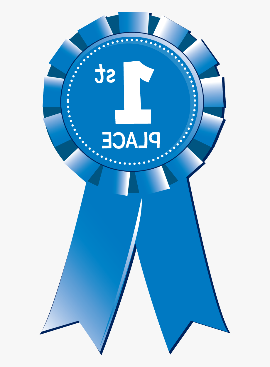 1st Place Medal Clipart Free.