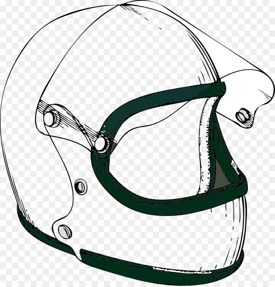 Dirt Bike Helmet Clip Art.