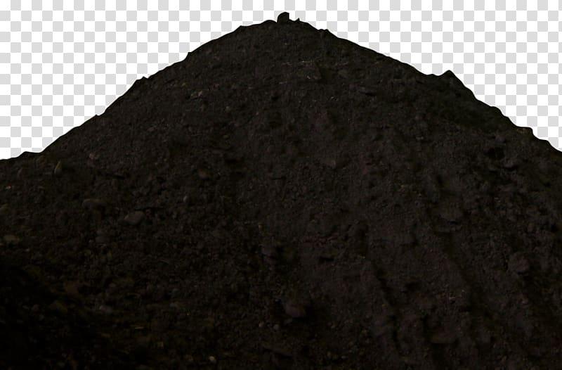 Brown soil mound, Soil, Pile Of Dirt transparent background.