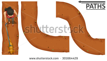 Dirt Road Stock Vectors, Images & Vector Art.