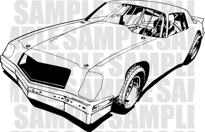 free sprint car clip art - photo #49